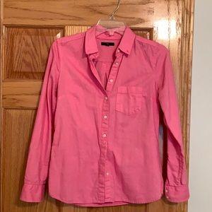Bundle 3/$15! Pink Gap button down